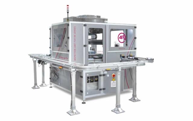 Habillage machine A&R