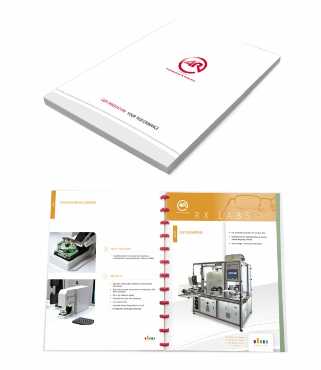 Catalogue A&R